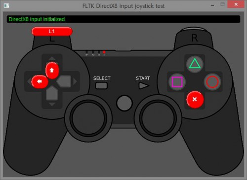 Joystick image got from Google search...