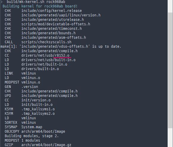Realtek 8152 GbE USB kernel driver for RK3399 – Astralivious home